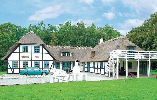 Ferienhaus auf Langeland Dänemark