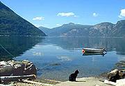 Rundreise / Städtereise / Ferienhaus - Anglerhäuser Norwegen - Norwegen, Hordaland, Eidfjord