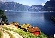 Rundreise / St�dtereise / Ferienhaus - Anglerh�user Norwegen - Norwegen, Hordaland, Utne