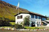 Island-Ferienhaus-Meeresangeln