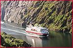 Rundreise / Städtereise / Ferienhaus - Hurtigruten - Hurtigruten Seereise- Kirkenes-Bergen