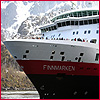 finnmarken, postschiff