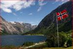 Rundreise / Städtereise / Ferienhaus - Norwegen - Autoreise Norwegen:  Mit der Fähre vom Fjord zum Fjell 2017