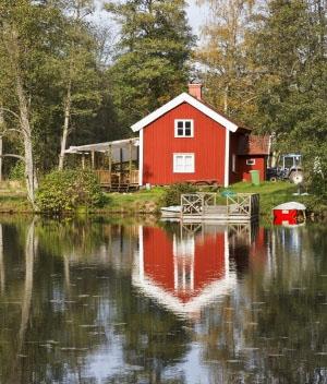 Schwedenhaus am see  Schweden Exklusiv
